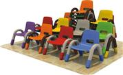 QSG-82107kids chair